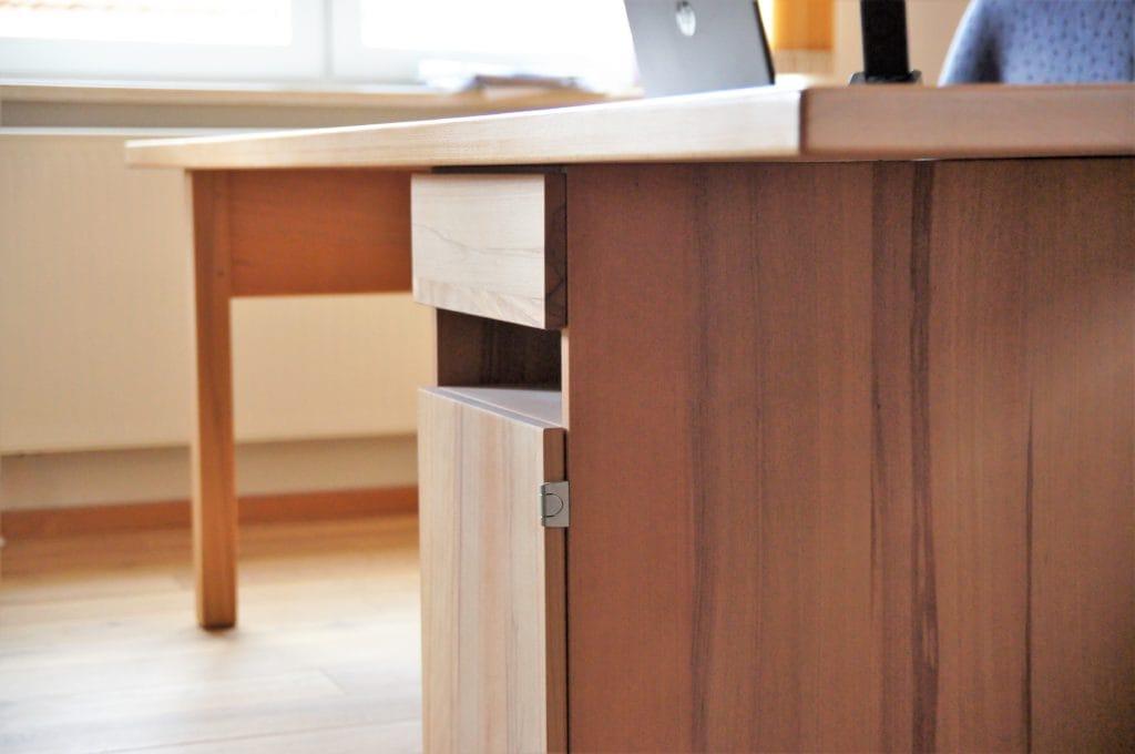 Büromöbel in Buche, Peter Grube GmbH